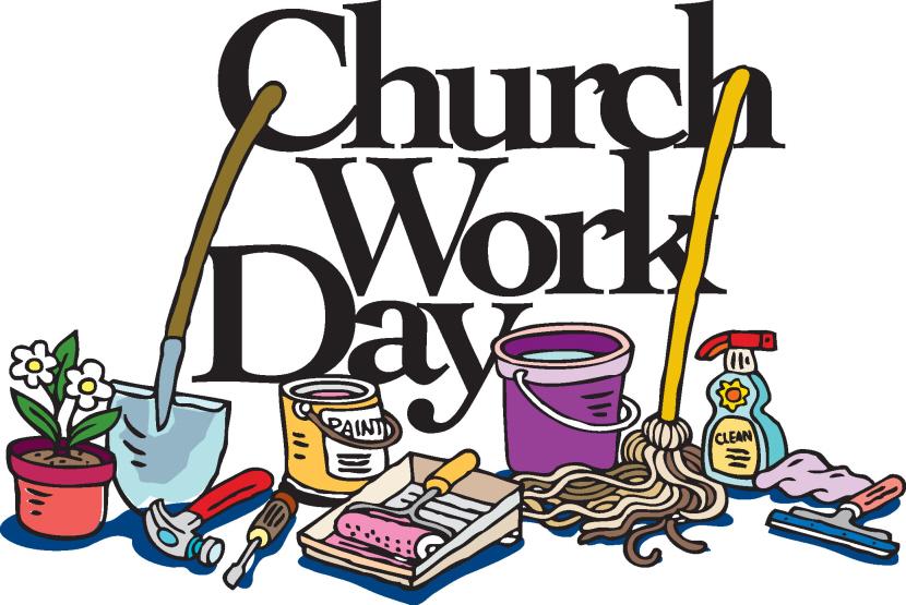 Church Work Day 3