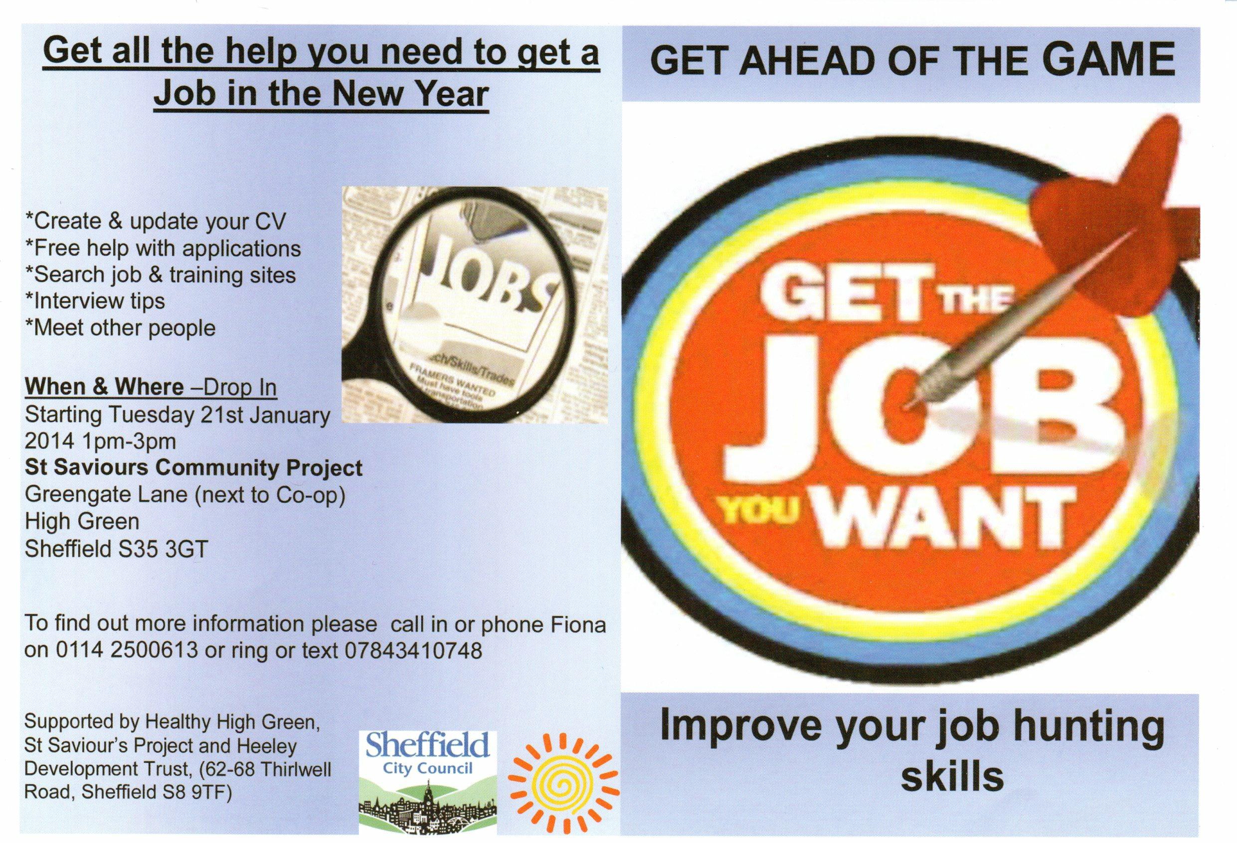 SSCP Job Club #2