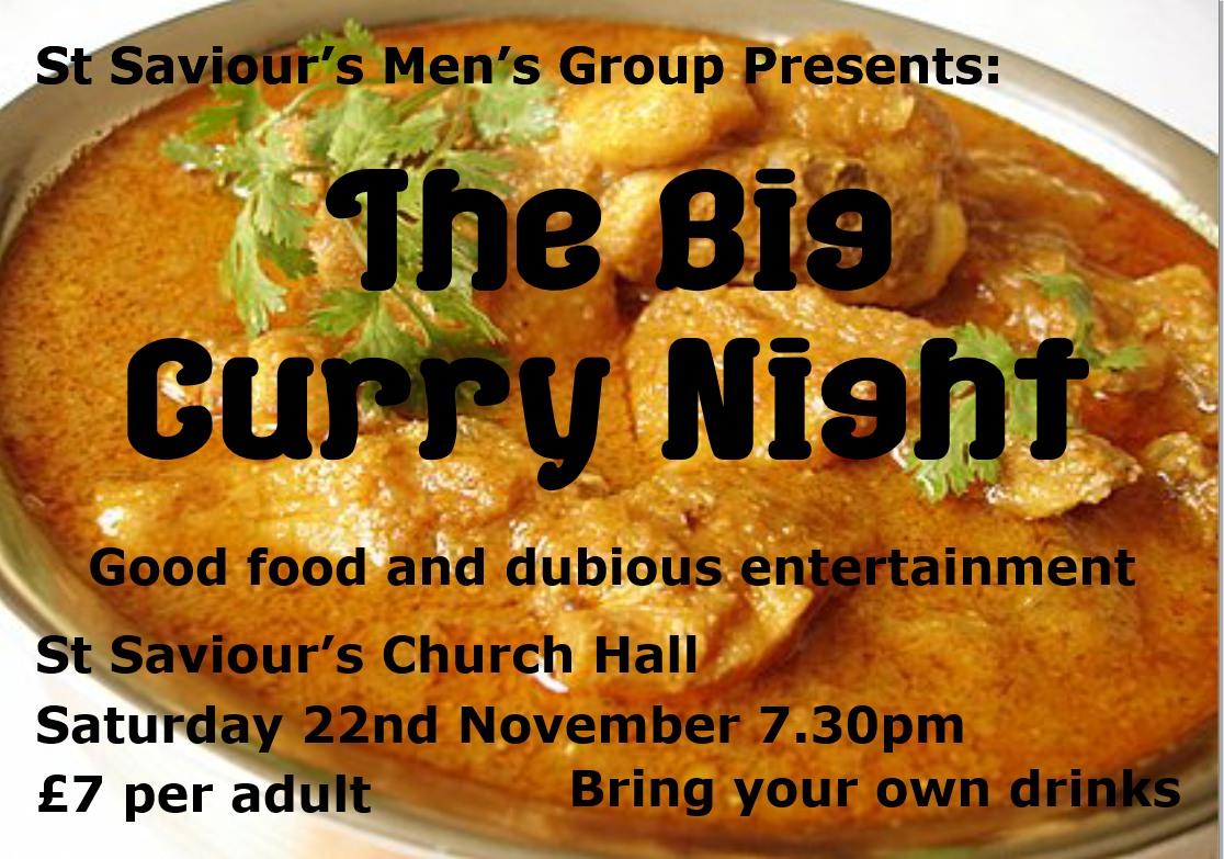 Big Curry Night 2014
