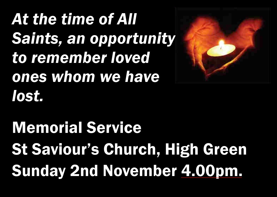 Memorial Service 2014