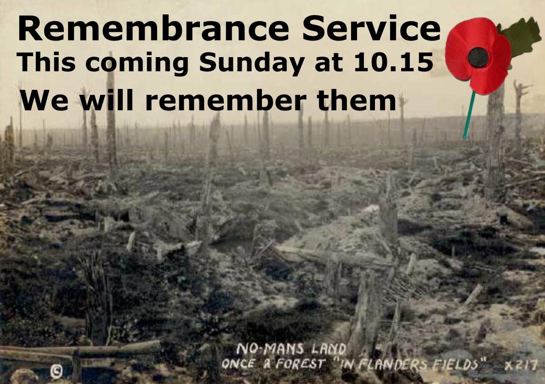 Remembrance Flanders