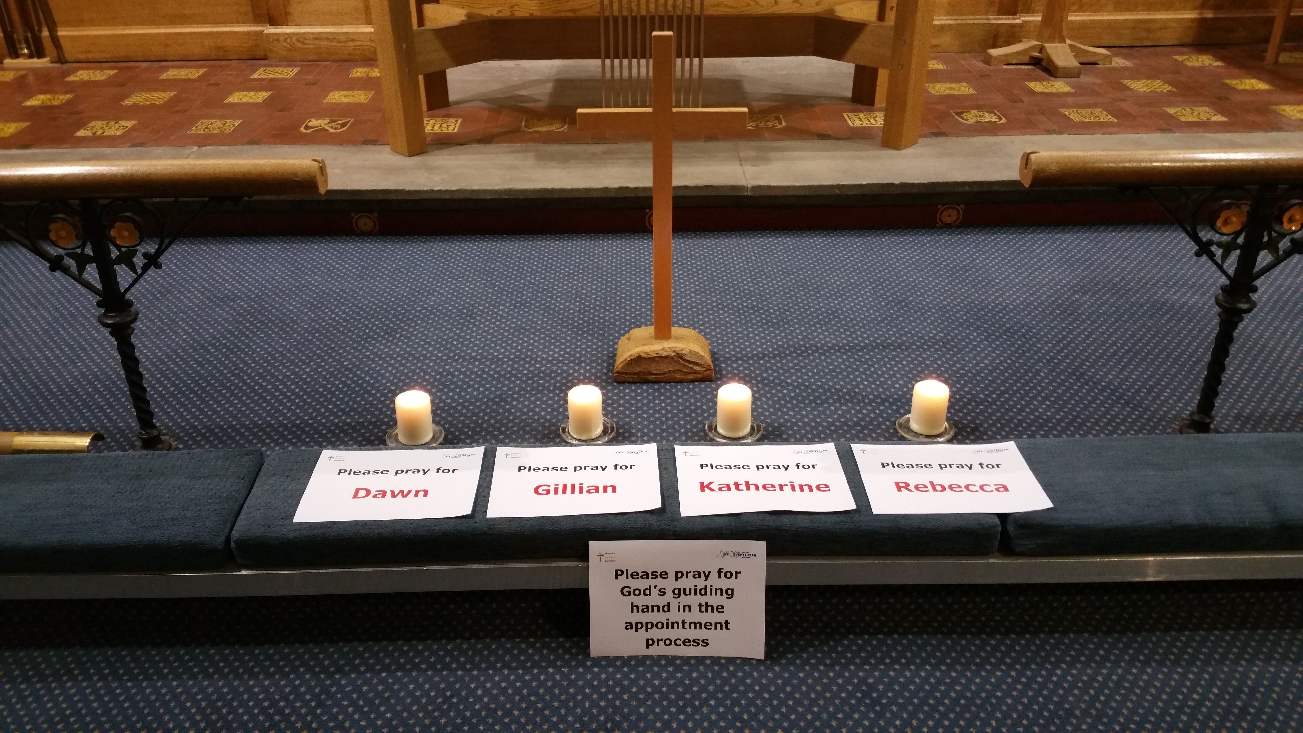 FW Prayer Station