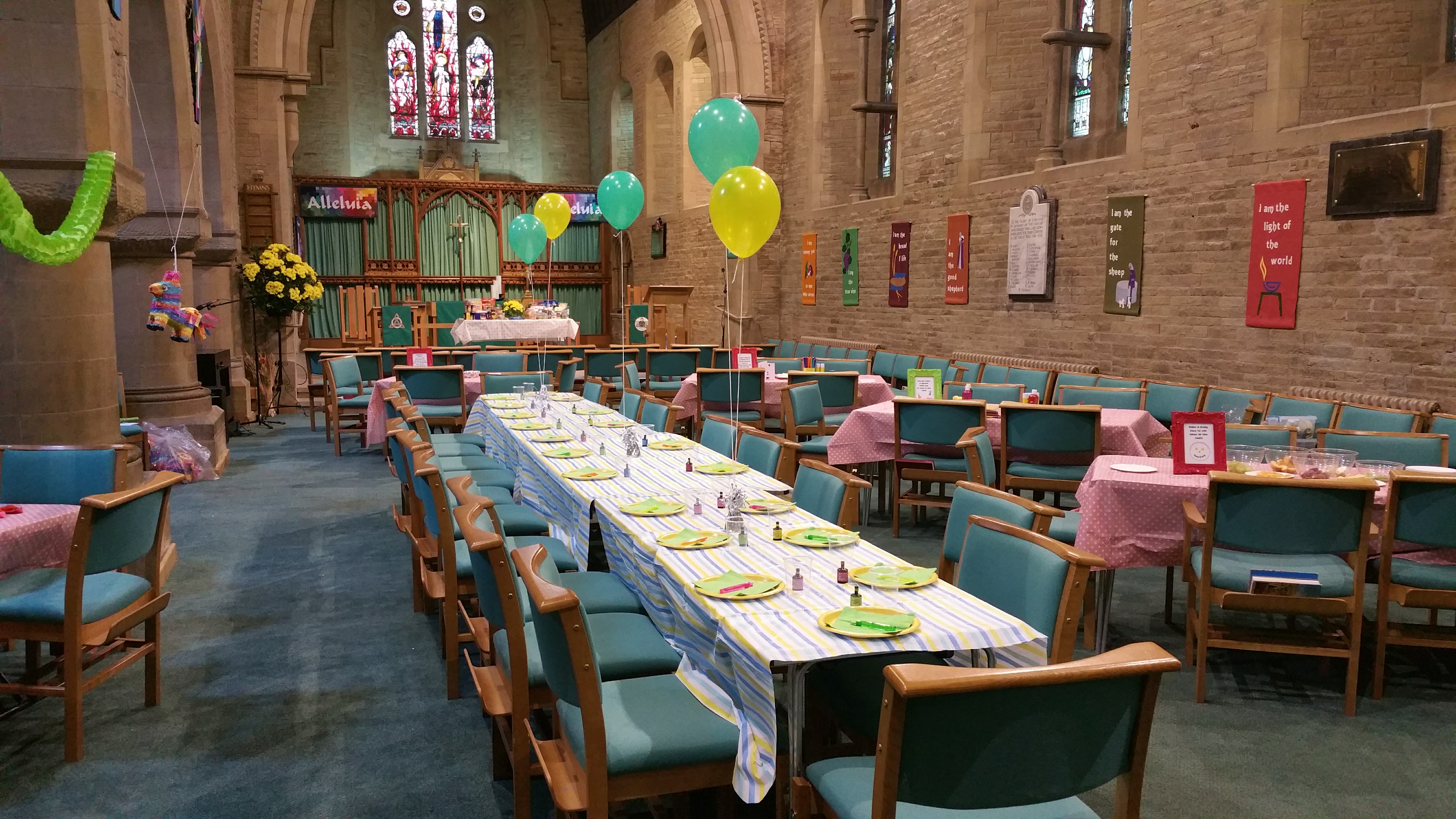 SSC Messy Church 2015
