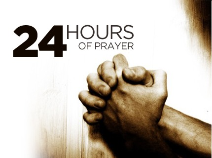 12 Hours of Prayer