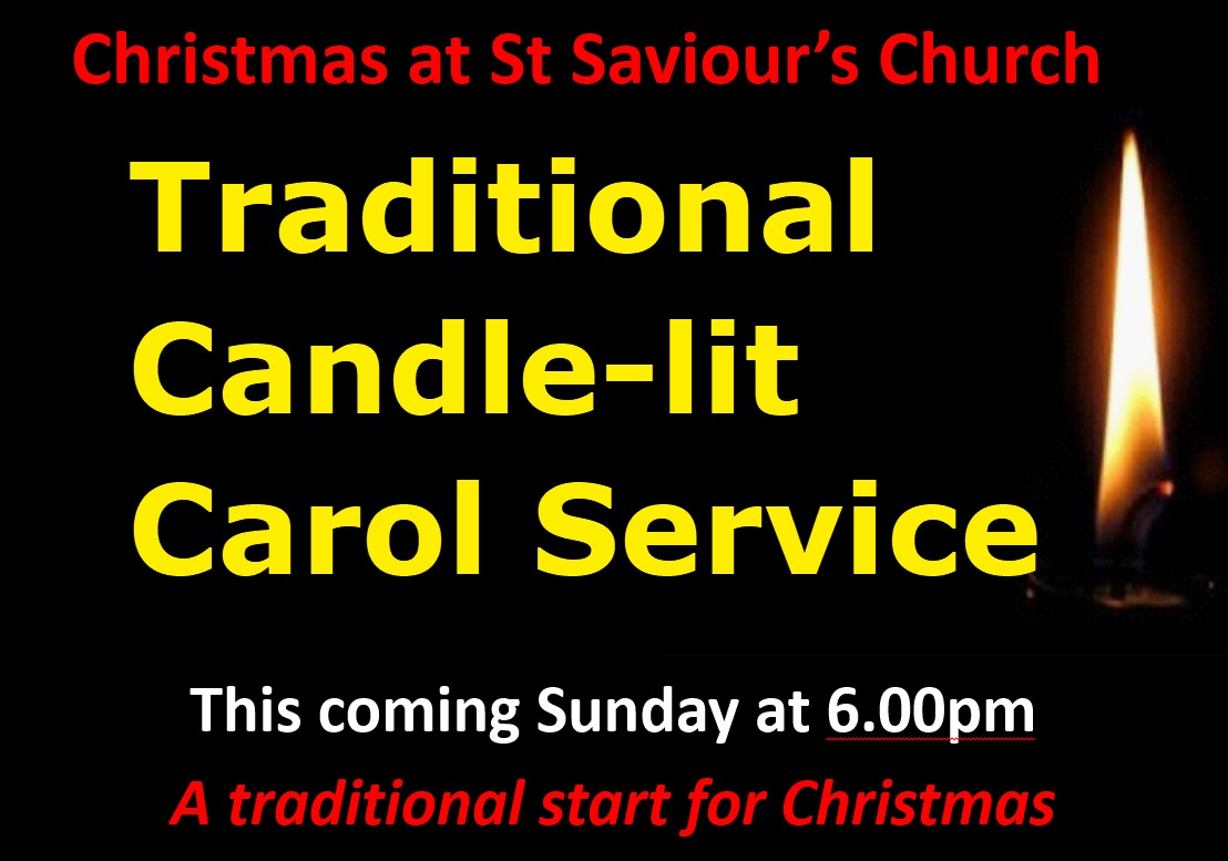 Christmas Carol Service Any Year
