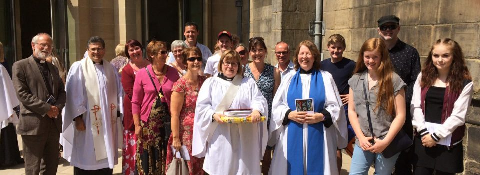 Claire Williams ordination 1