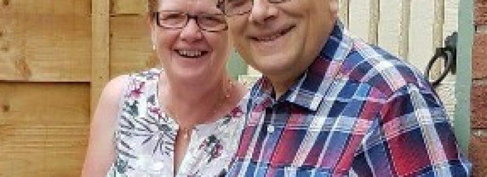 Simon and Ruth at 40