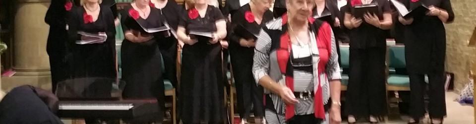 Jubilee Singers 2015