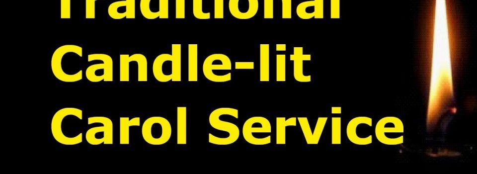 SSC Carol Service Any Year